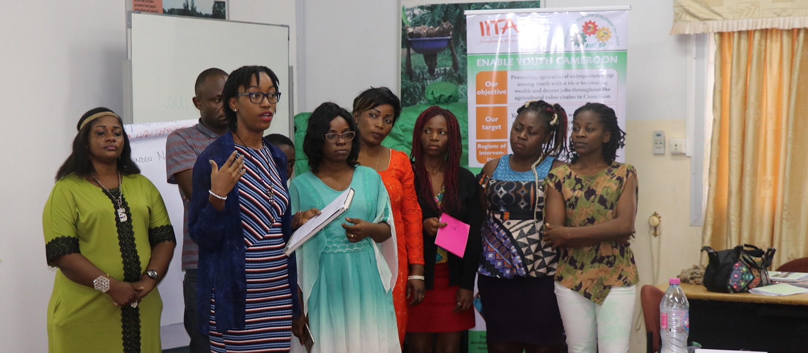 EQUAL OPPORTUNITIES AND ADEQUATE SKILLS TO YOUNG WOMEN