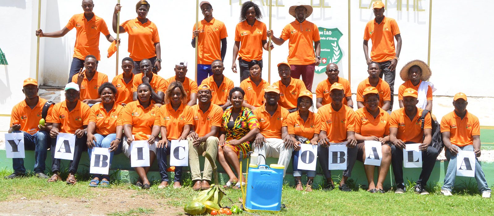 RECRUITING AND EMPOWERING YOUTH IN AGRIBUSINESS