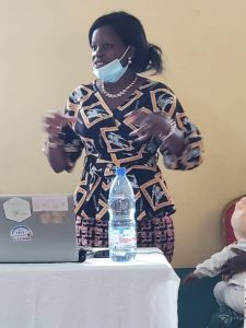Tchoupe Chiara Lucia, Aspiring Agripreneur from the Yabic of Abong Mbang
